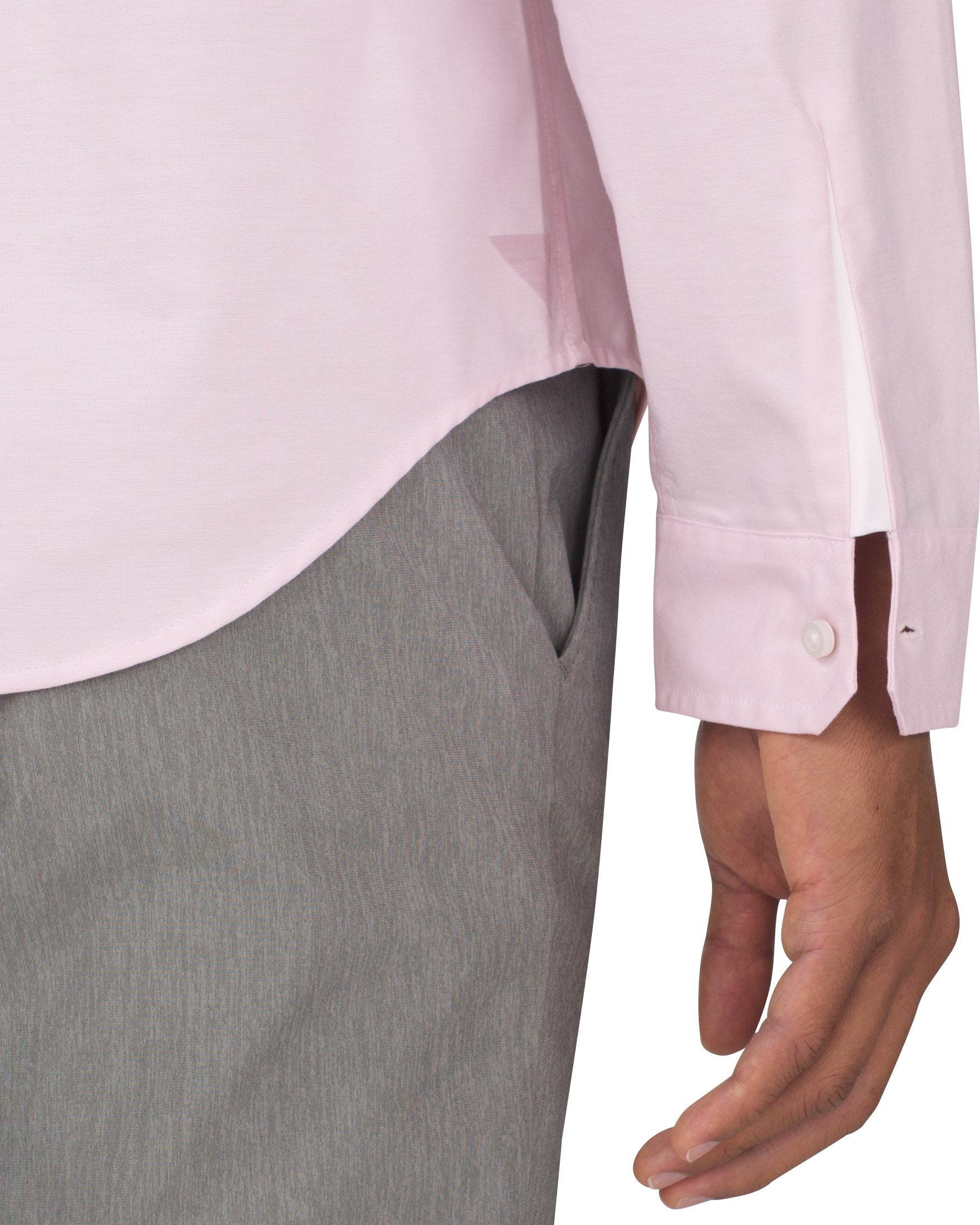 Men's UAS Draftday Oxford, Pink