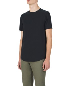 Men's UAS Highline Cashmere-Blend Short Sleeve  1 Color $89