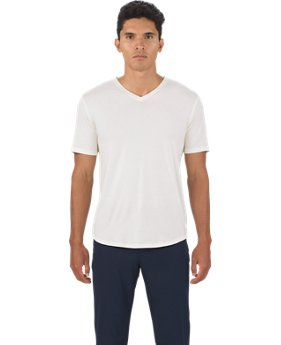 UAS Highline Cashmere-Cotton V-Neck  4 Colors $60