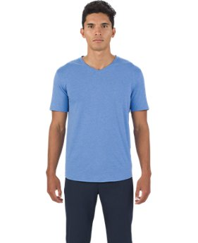 UAS Highline Cashmere-Cotton V-Neck   $60