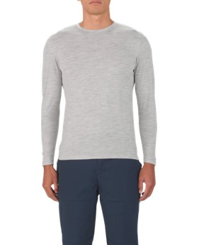 Men's Prime Long Sleeve Crew  3 Colors $79