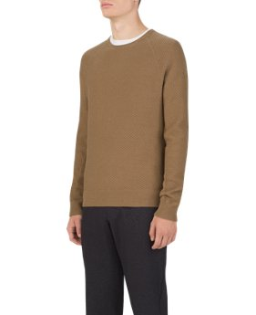 Gridknit Crew Sweater  1 Color $96.99
