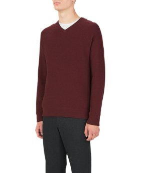 Men's UAS Gridknit V-Neck Sweater  1 Color $96.99