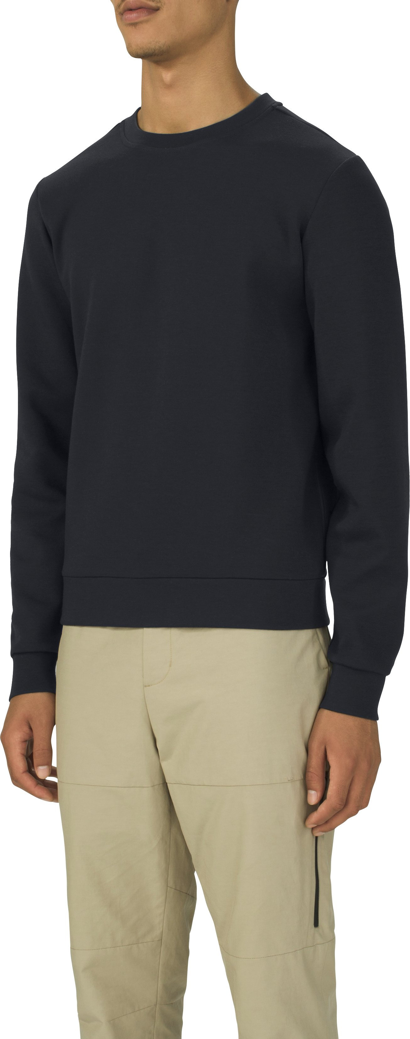 Men's UAS Tailgate Crew Sweatshirt, Black