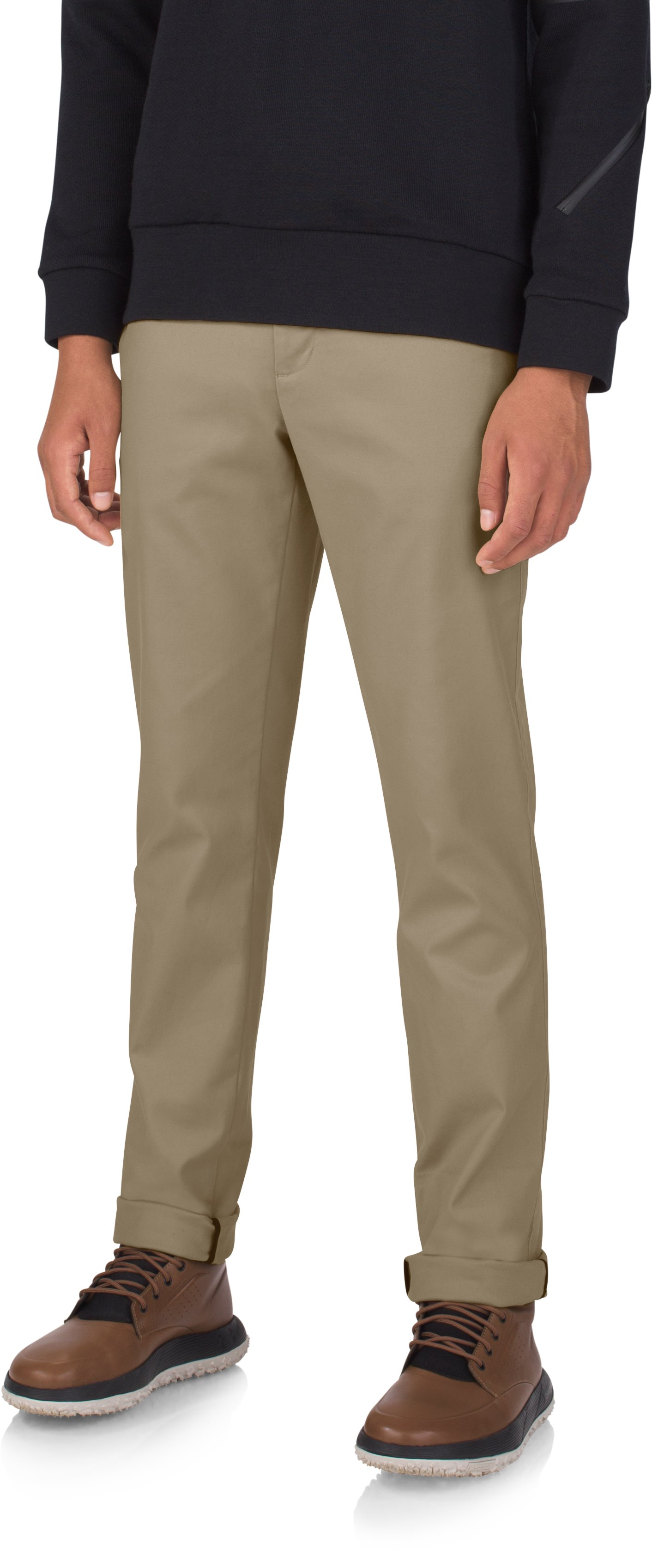 Men's Fieldhouse Rowing Chinos, Khaki