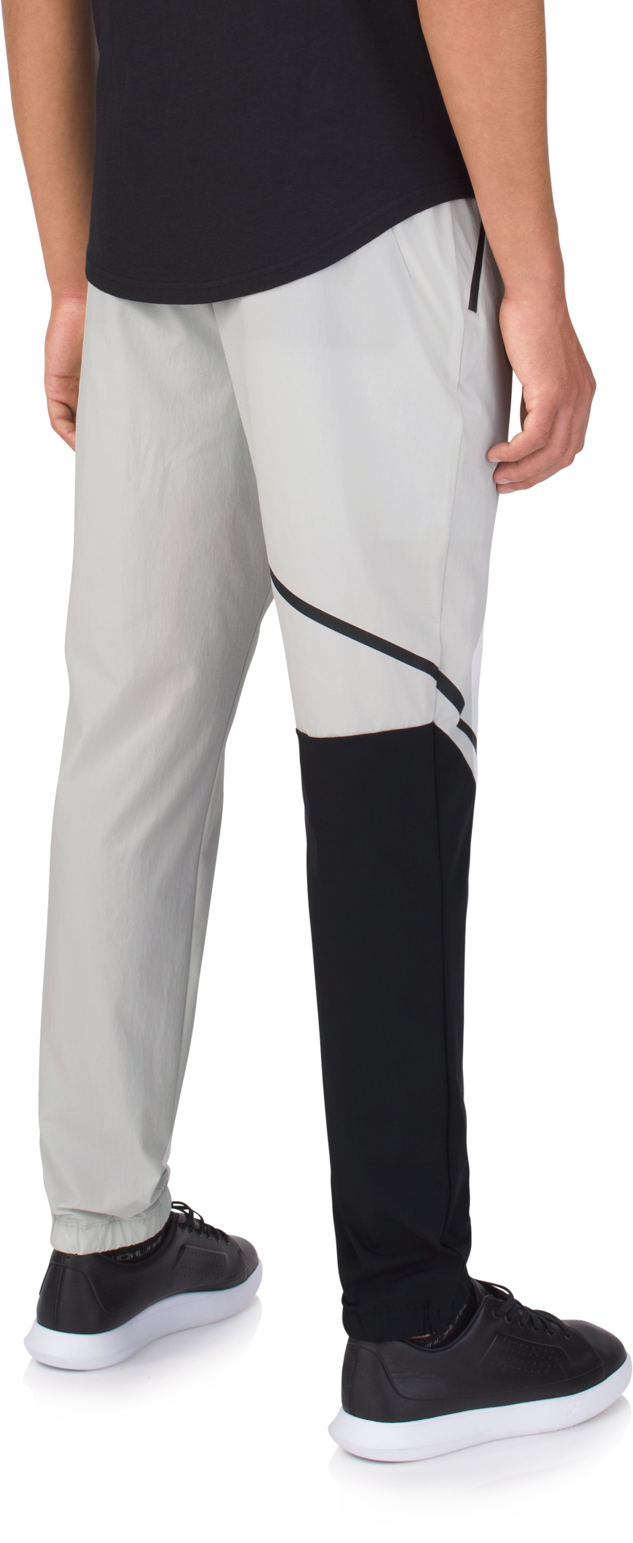Men's UAS Meter's Track Pants, GLACIER GRAY,