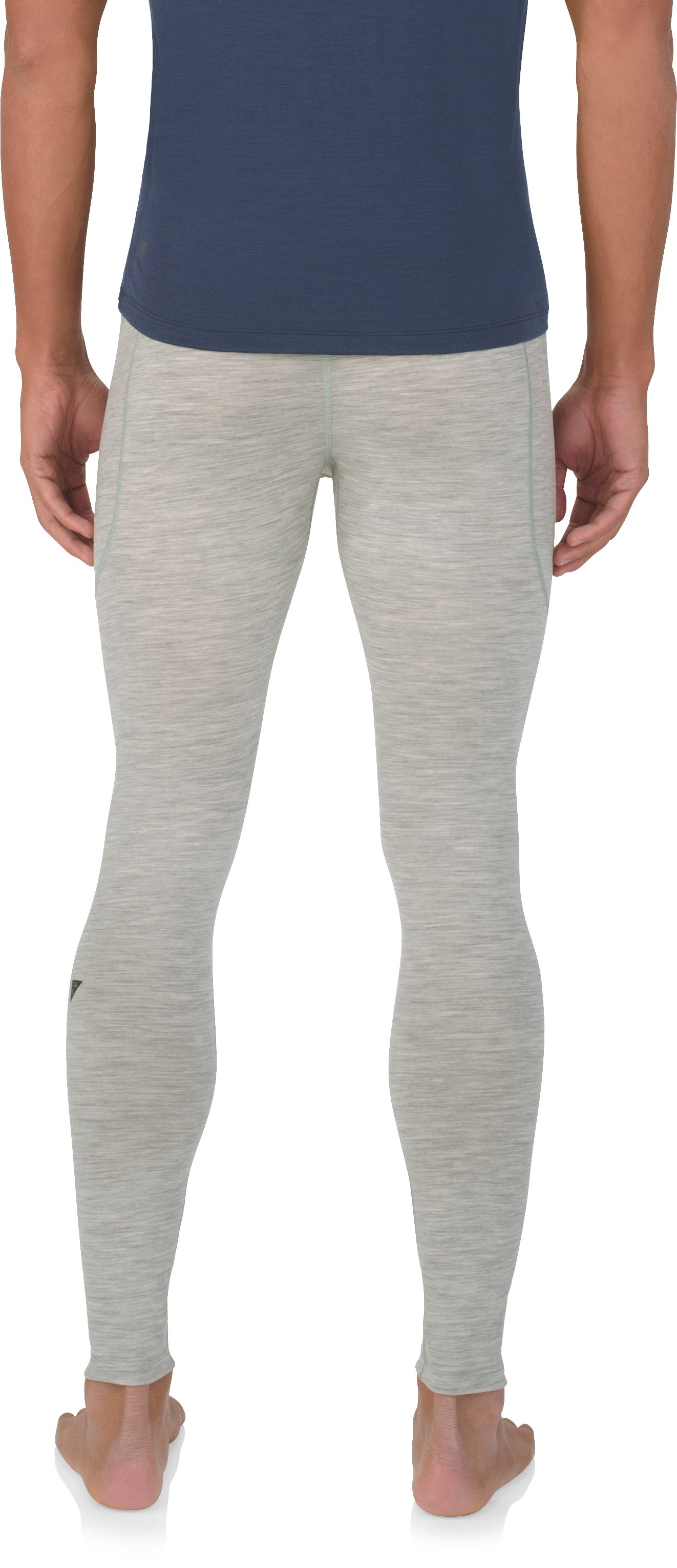 Men's UAS Prime Leggings, LIGHT HEATHER GRAY, undefined
