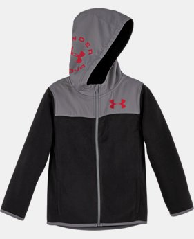 Boys' Toddler UA Hundo Hoodie   1 Color $32.99 to $42.99