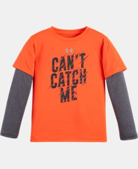 New Arrival Boys' Toddler UA Can't Catch Me Slider  2 Colors $27.99
