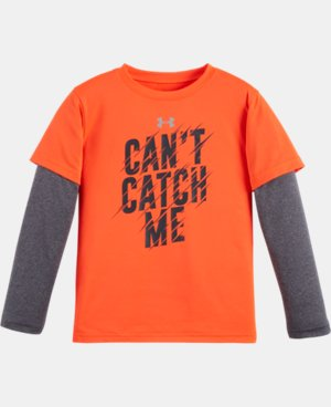 New Arrival Boys' Infant UA Can't Catch Me Slider   $25.99
