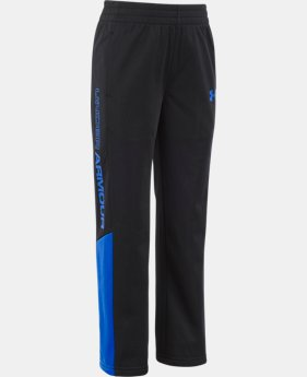 Boys' Pre-School UA Brawler 2.0 Pants  1  Color Available $33