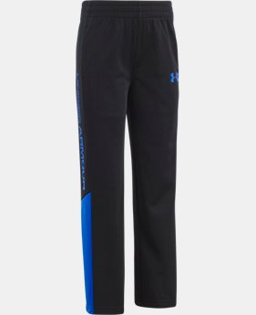 Boys' Pre-School UA Brawler Pants  1 Color $28