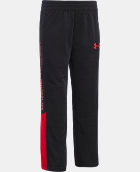 Boys' Pre-School UA Brawler 2.0 Pants  2  Colors $28