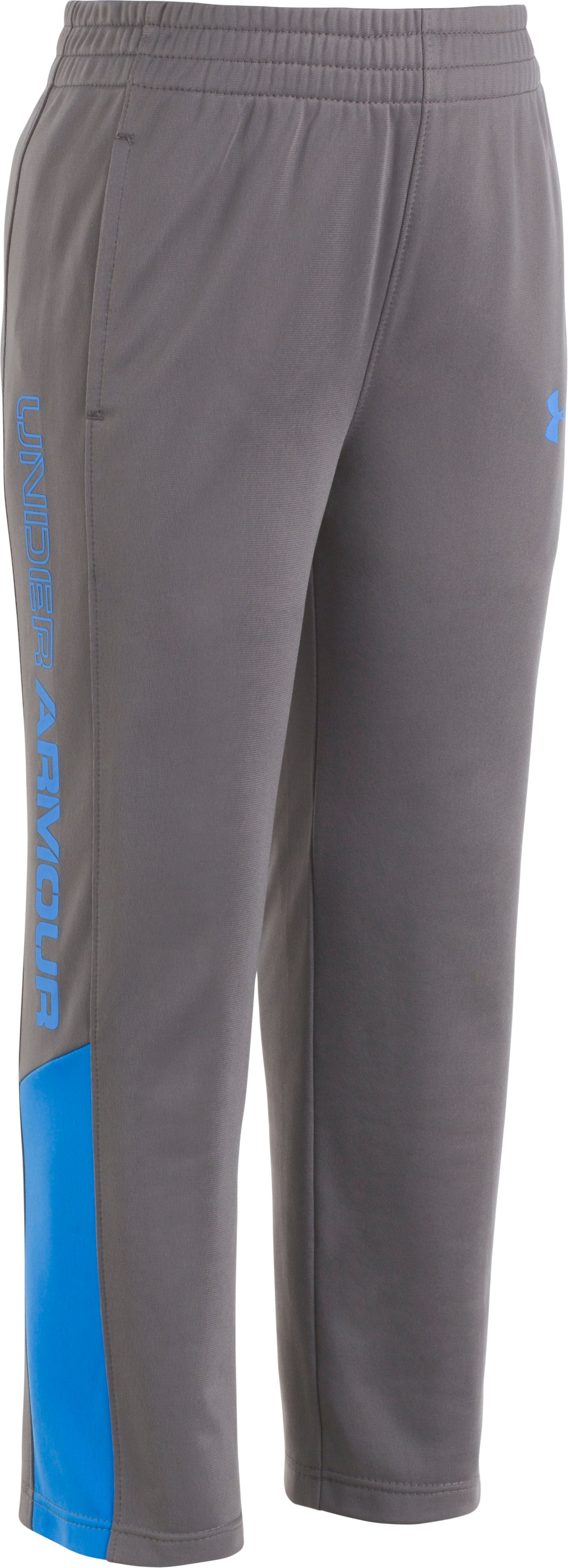 Boys' Pre-School UA Brawler Pants, Graphite