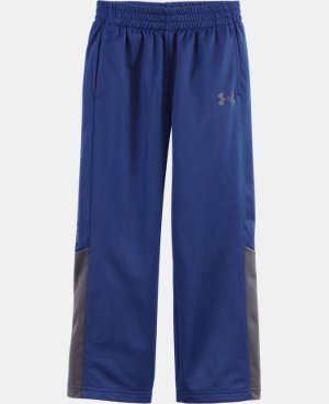 Boys' Pre-School UA Brawler Pants  LIMITED TIME: FREE U.S. SHIPPING 1 Color $27.99