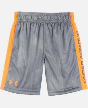 Boys' Pre-School UA Elimination Shorts LIMITED TIME: FREE U.S. SHIPPING 1 Color $24.99