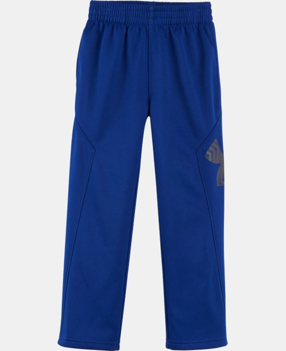 New Arrival Boys' Toddler UA Big Logo Pants   $32.99
