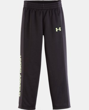 New Arrival Boys' Pre-School UA Stampede Pants  2 Colors $32.99