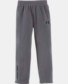 Boys' Pre-School UA Hundo Pants LIMITED TIME OFFER 1 Color $22.5