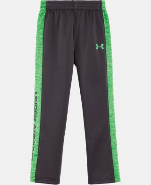 Boys' Pre-School UA Twist Stampede Pants  1 Color $32.99