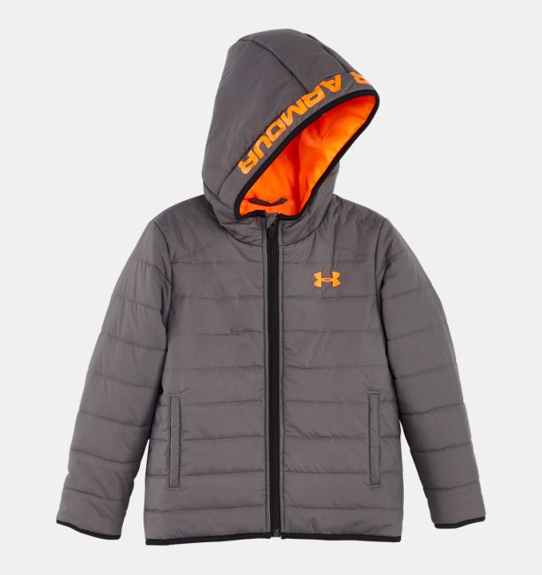 472ff4743708 Boys  Toddler UA Feature Puffer Jacket