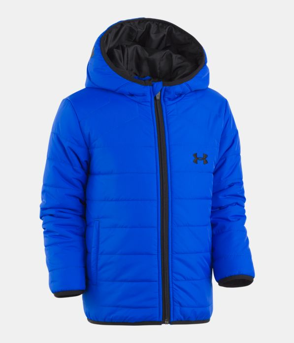 3c69c9738c Boys' Toddler UA Feature Puffer Jacket