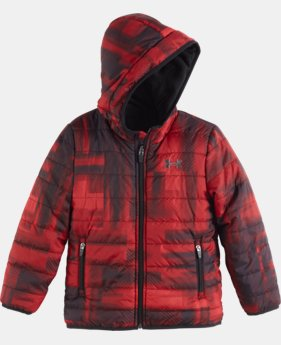 Boys' Toddler UA Blast Feature Reversible Puffer Jacket LIMITED TIME: FREE U.S. SHIPPING  $63.99