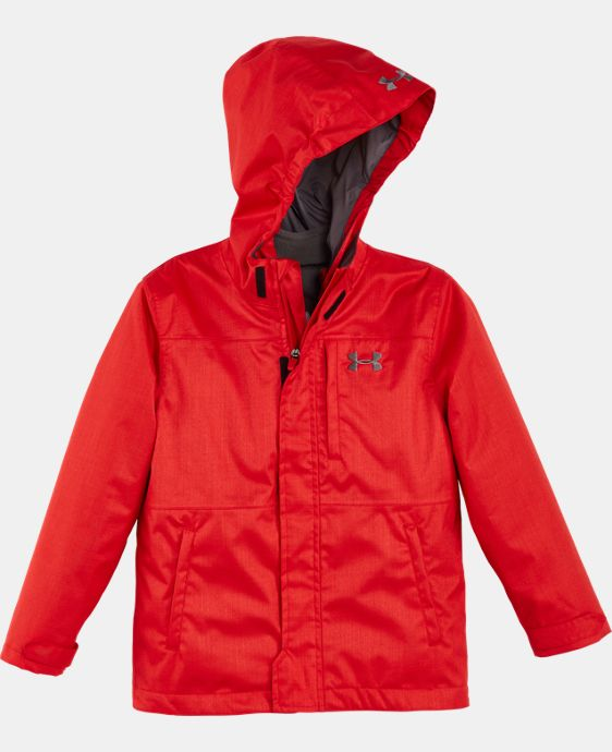 New Arrival Boys' Toddler UA Wildwood 3-In-1 Jacket  1 Color $119.99