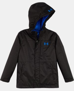 Boys' Pre-School UA Wildwood 3-In-1 Jacket  2 Colors $89.99