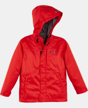 Boys' Pre-School UA Wildwood 3-In-1 Jacket   $89.99