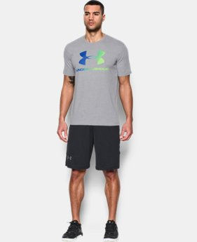 Men's UA Logo Gradient T-Shirt