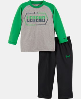 New Arrival Boys' Infant UA Legend Set  1 Color $34.99