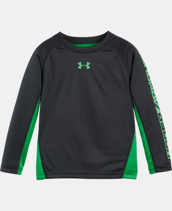 Boys' Pre-School UA Blast Long Sleeve LIMITED TIME: FREE U.S. SHIPPING 1 Color $29.99