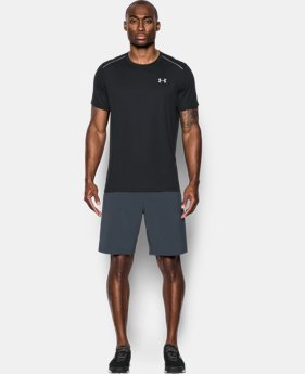 Men's UA CoolSwitch Run Short Sleeve  4 Colors $44.99