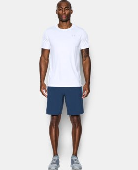 Men's UA CoolSwitch Run Short Sleeve  1 Color $49.99