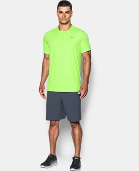 New Arrival Men's UA CoolSwitch Run Short Sleeve  2 Colors $26.99 to $33.74