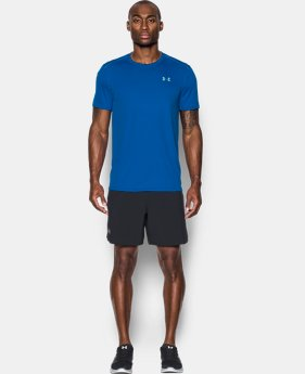 New Arrival Men's UA CoolSwitch Run Short Sleeve  1 Color $23.99 to $25.49