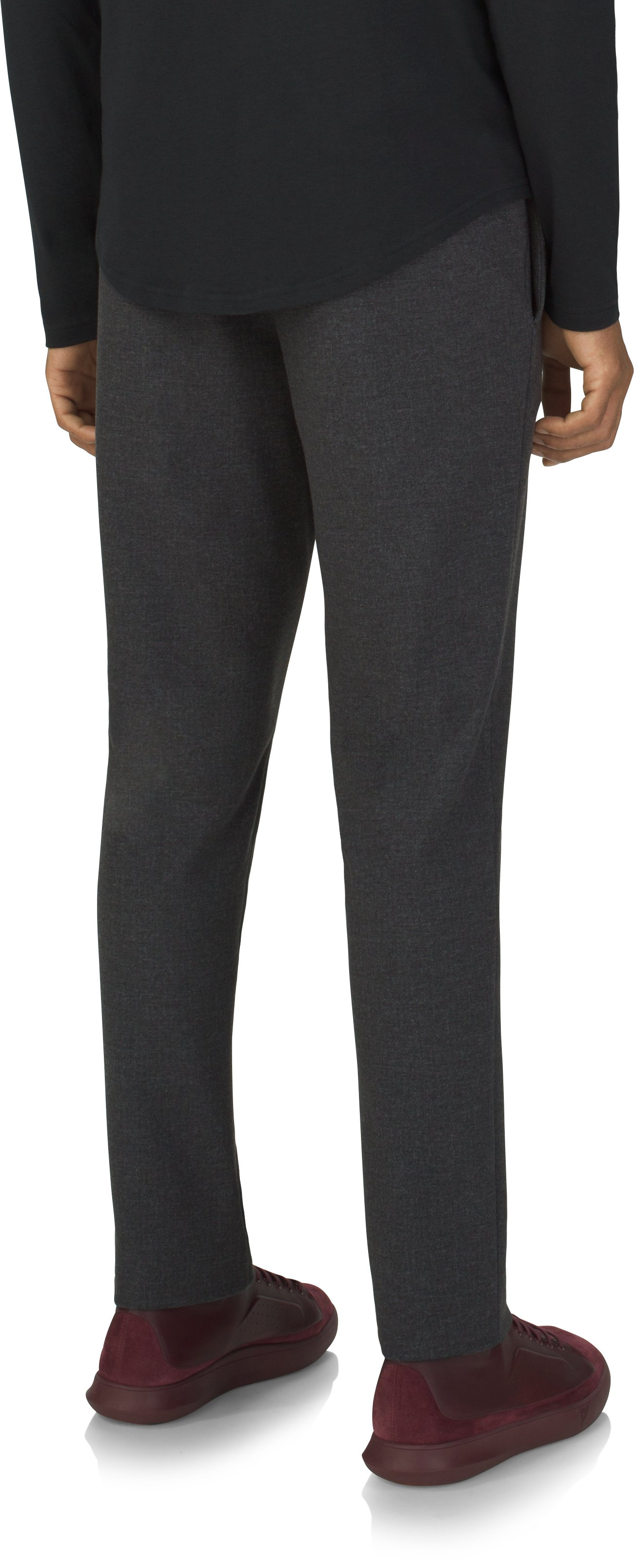 Men's UAS Rugby Suit Pants, DARK HEATHER GRAY,