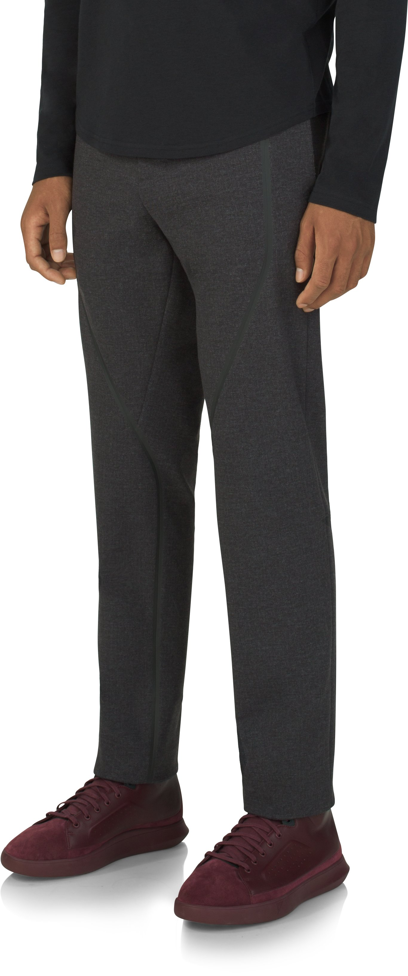 Men's UAS Rugby Suit Pants, DARK HEATHER GRAY
