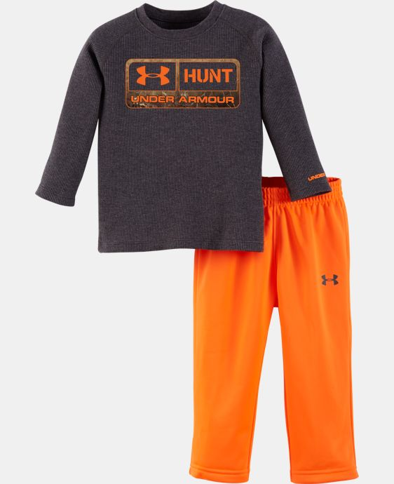 Boys' Infant UA Hunt Set LIMITED TIME: FREE U.S. SHIPPING 1 Color $34.99