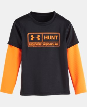 New Arrival Boys' Pre-School UA Hunt Slider LIMITED TIME: FREE U.S. SHIPPING 1 Color $29.99