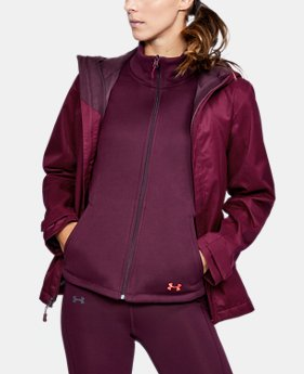 Women's UA Sienna 3-in-1 Jacket  2 Colors $149.99