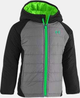 Boys' Toddler UA Werewolf Puffer Jacket  1  Color Available $45.99