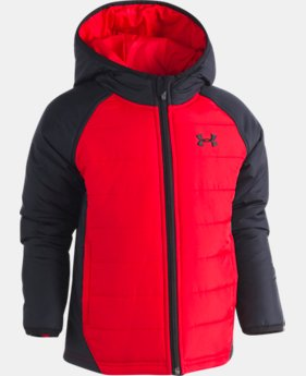 Boys' Toddler UA Werewolf Puffer Jacket  1 Color $44.99