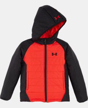 New to Outlet Boys' Infant UA Werewolf Puffer Jacket  1 Color $43.99