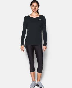 Women's UA Cotton Modal Long Sleeve LIMITED TIME: FREE SHIPPING 1 Color $39.99
