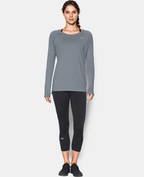 Women's UA Cotton Modal Long Sleeve  1 Color $19.99 to $26.99