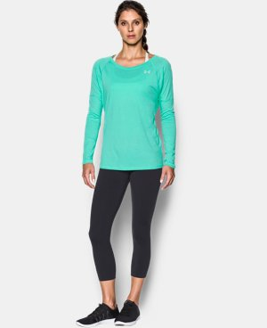 Women's UA Cotton Modal Long Sleeve LIMITED TIME: FREE SHIPPING 1 Color $29.99