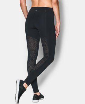 Women's UA Mirror BreatheLux Engineered Q2 Leggings   $99.99