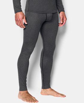 Men's UA Base™ Wool Leggings  1 Color $86.24